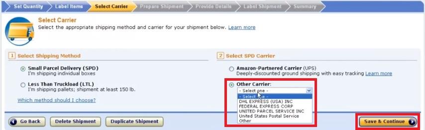 Amazon 出品 代行